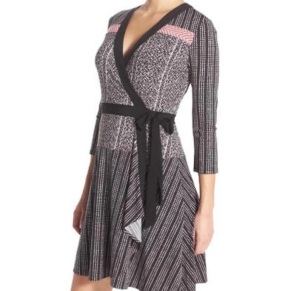 BCBGMaxAzria Dresses & Skirts - BCBGMAXAZRIA Adele Wrap Dress